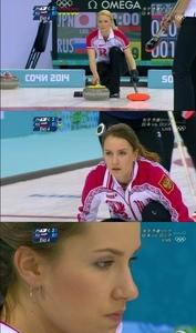 2014ソチ カーリング ロシア